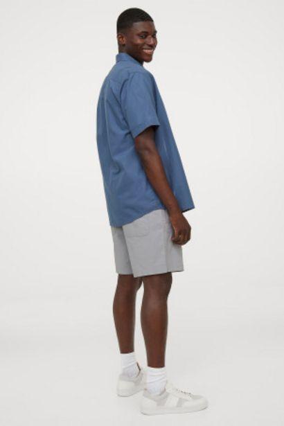Oferta de Pantalón corto de algodón por 8,99€
