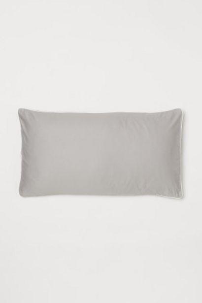 Oferta de Funda de almohada de satén por 8,99€