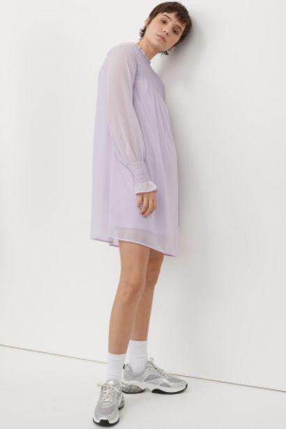 Oferta de Vestido con fruncido por 7,99€