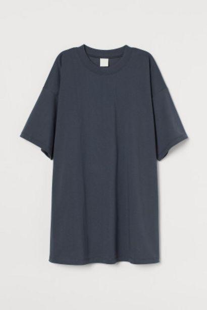 Oferta de Camiseta oversize por 5,99€