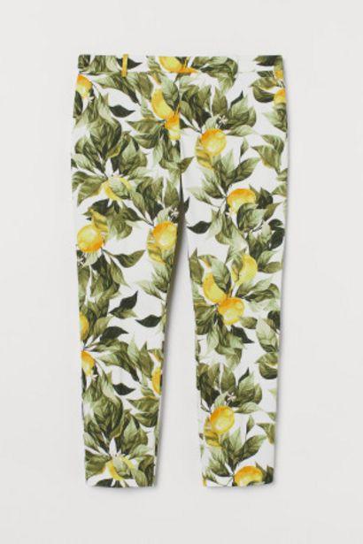 Oferta de H&M+ Pantalón pitillo por 10,99€