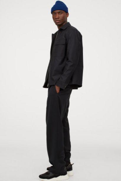 Oferta de Chaqueta camisera de sarga por 15,99€