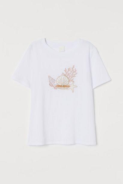 Oferta de Camiseta de punto por 3,99€