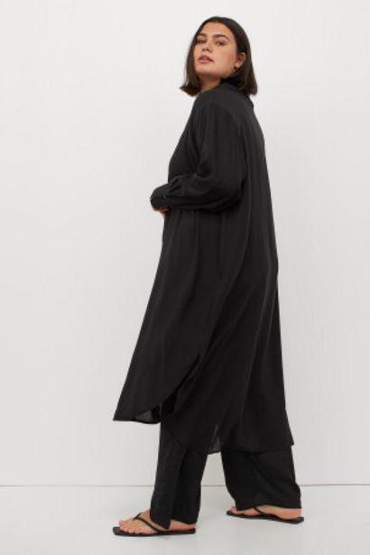 Oferta de H&M+ Vestido con lyocell por 9,99€
