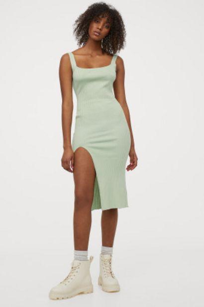 Oferta de Vestido de canalé por 8,99€