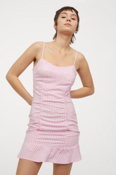 Oferta de Vestido fruncido por 9,99€