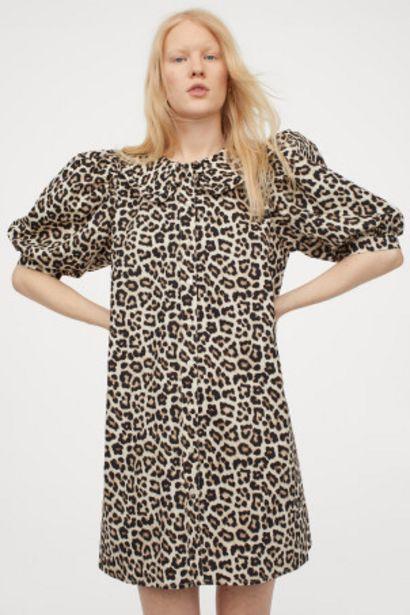 Oferta de Vestido con cuello por 8,99€