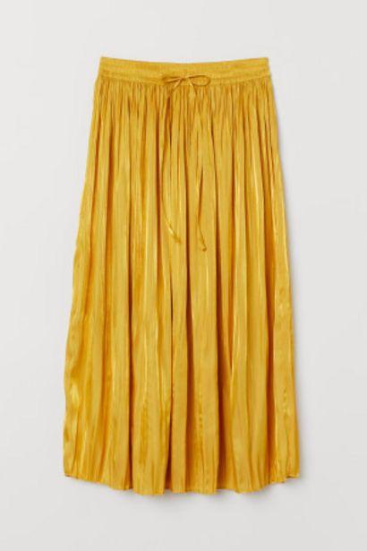 Oferta de Falda plisada por 12,99€