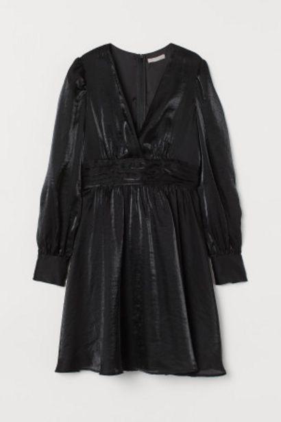 Oferta de Vestido con manga abullonada por 14,99€