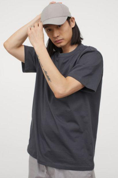Oferta de Camiseta COOLMAX® Relaxed Fit por 5,99€