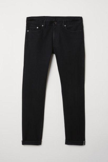 Oferta de Slim Selvedge Jeans por 17,99€