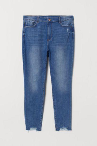 Oferta de H&M+ Super Skinny High Jeans por 9,99€