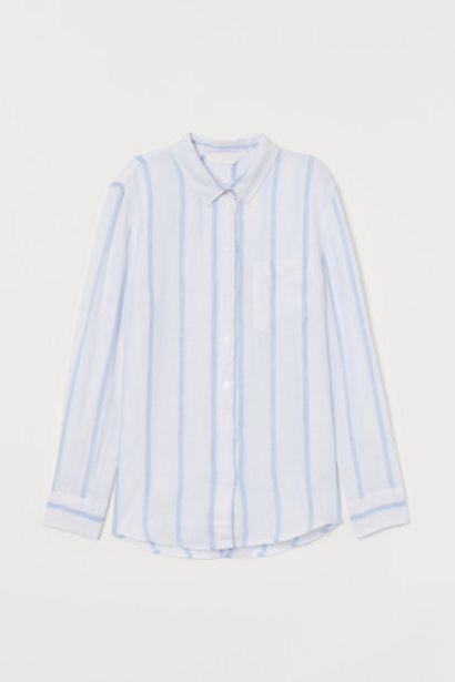 Oferta de Camisa de lino por 7,99€
