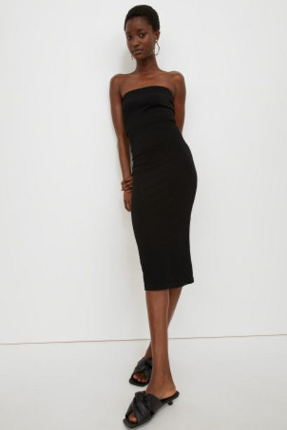 Oferta de Vestido de tubo Seamless por 12,99€