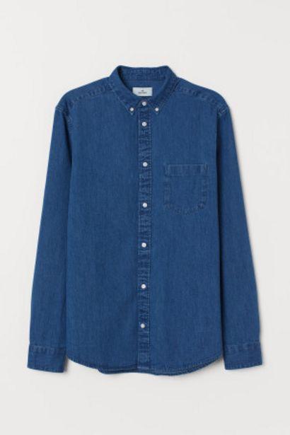 Oferta de Camisa vaquera por 29,99€