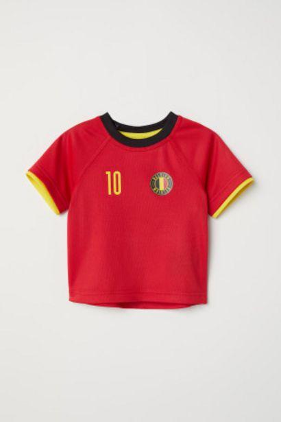 Oferta de Camiseta de fútbol por 1,99€