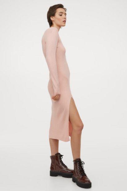 Oferta de Vestido con abertura por 9,99€