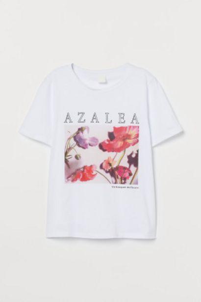 Oferta de Camiseta de punto por 2,99€