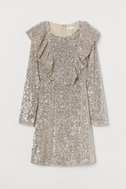 Oferta de Vestido de lentejuelas por 11,99€