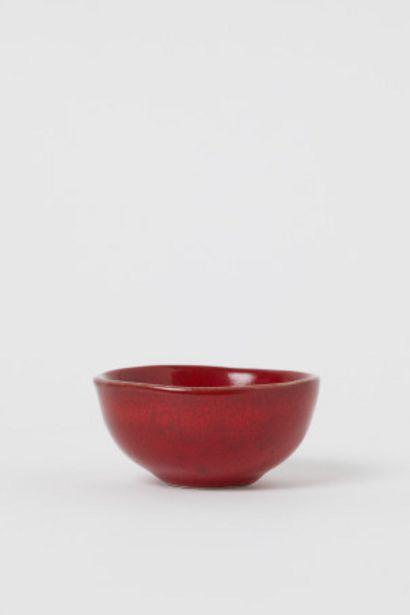 Oferta de Bol pequeño de cerámica por 3,99€
