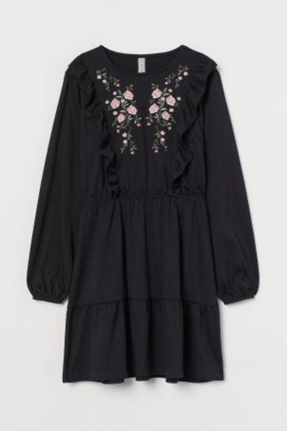Oferta de Vestido con bordados por 11,99€