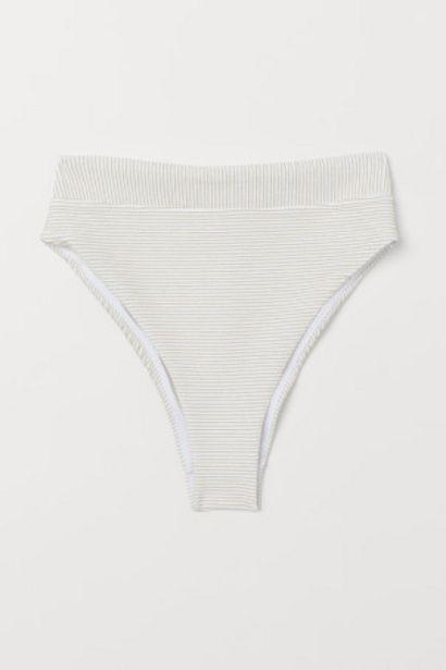 Oferta de Braga de bikini High Waist por 4,99€