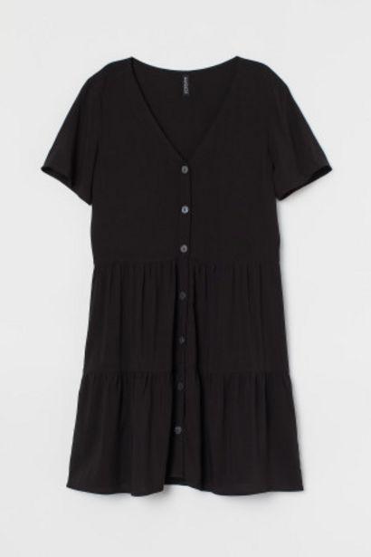 Oferta de Vestido con escote de pico por 6,99€