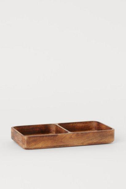 Oferta de Fuente de madera por 9,99€