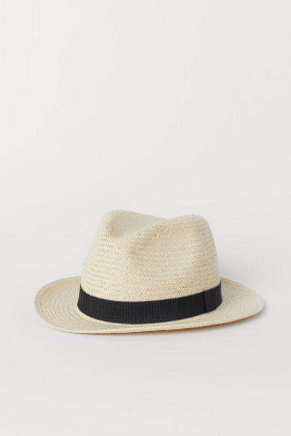 Oferta de Sombrero de paja por 3,99€