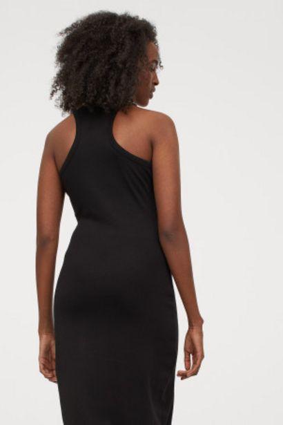 Oferta de Vestido en punto de canalé por 6,99€