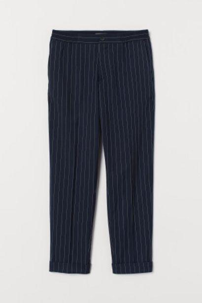 Oferta de Pantalón de traje Slim Fit por 15,99€