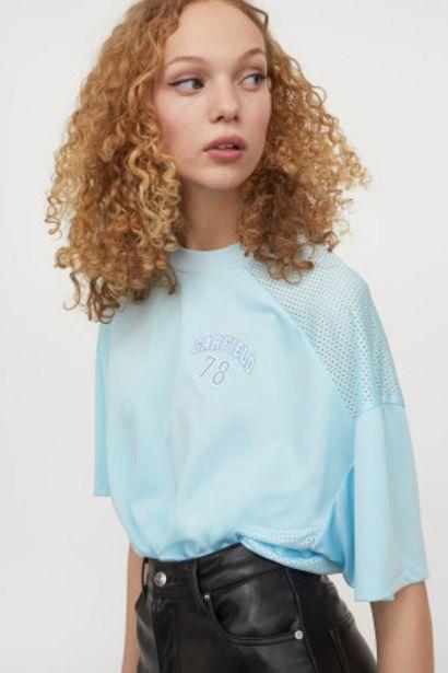 Oferta de Camiseta oversize por 7,99€