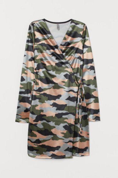 Oferta de Vestido cruzado por 9,99€