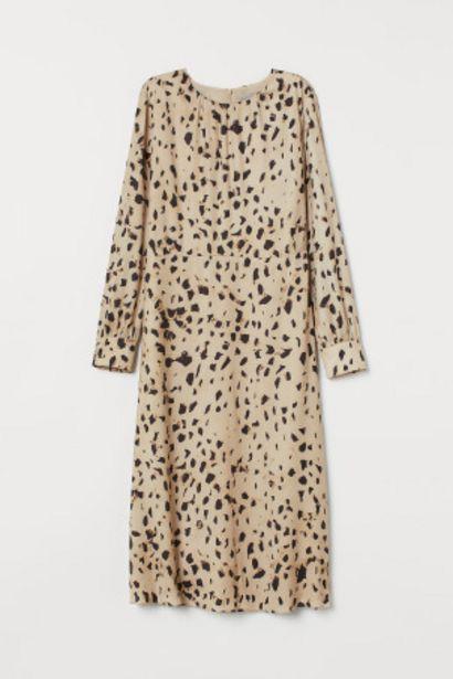 Oferta de Vestido estampado por 19,99€
