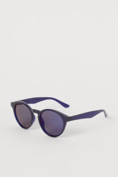 Oferta de Gafas de sol redondas por 4,99€