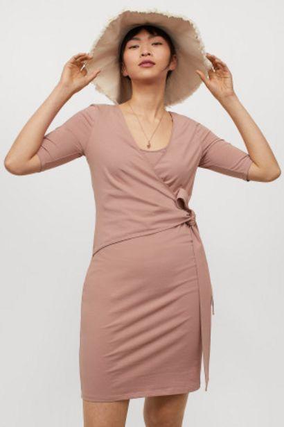 Oferta de MAMA Vestido de lactancia por 11,99€