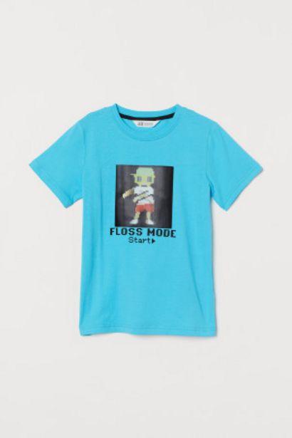 Oferta de Camiseta motivo interactivo por 3,99€