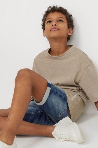 Oferta de Super Soft Slim Fit Shorts por 6,99€
