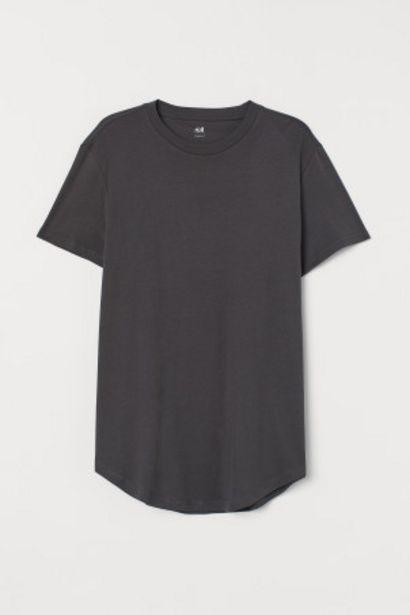 Oferta de Camiseta Long Fit por 3,99€