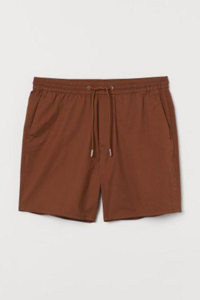 Oferta de Pantalón corto Slim Fit por 5,99€
