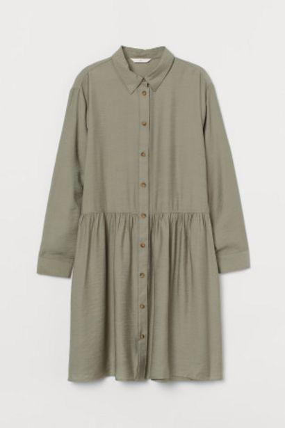 Oferta de Vestido camisero por 11,99€