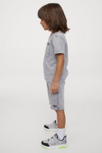 Oferta de Pack de 2 pantalones cortos por 5,99€