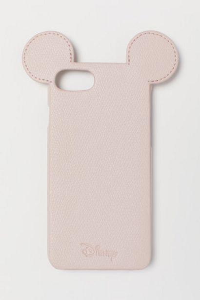 Oferta de Funda para iPhone 6/7/8 por 3,99€