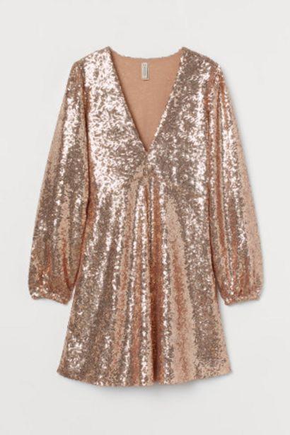 Oferta de Vestido de lentejuelas por 25,99€