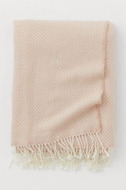 Oferta de Manta en mezcla de lana por 15,99€