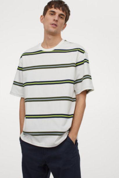 Oferta de Camiseta Relaxed Fit por 4,99€