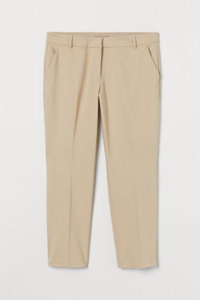 Oferta de H&M+ Pantalón pitillo por 6,99€