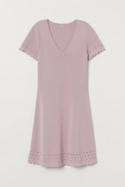 Oferta de Vestido de punto fino por 15,99€