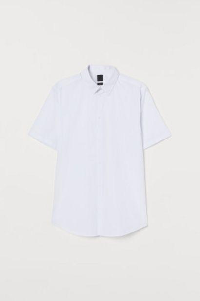Oferta de Camisa Slim Fit por 5,99€