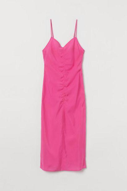 Oferta de Vestido en mezcla de lyocell por 12,99€